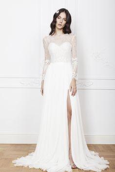 Noel wedding dress, 2016 Collection, Divine Atelier