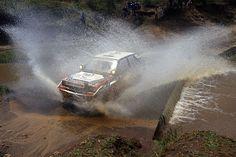 Juha Kankkunen wins his third World Rally title, and Lancia's last - 1991