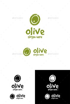 Buy Green Olive Vector Logo in a Grunge Style by djjeep on GraphicRiver. Green Olive Vector Logo in a Grunge Style Olive Logo Template Vector Design. Food Logo Design, Best Logo Design, Logo Food, Logo Design Template, Logo Templates, Vector Design, Graphic Design, Portfolio Logo, Olive Green