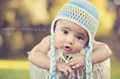 Samantha Wacker Photography - 3 Month Old Session