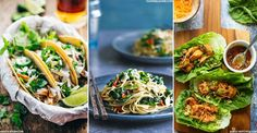 If your evenings never feel long enough (long day at the office, gym, chores you name it) then cooking a slap-up supper is probably the last thing on your mind. But if you want to rustle up something quick, easy and incredibly delicious, we've found some genius recipes that can be whipped up in 20 minutes or less. From creamy fish curries to tasty chicken tacos, take inspiration from our edit of speedy suppers, guaranteed to save you time in the kitchen and money on a takeaway.