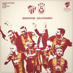 Ziraat Türkiye Kupası finali BURSASPOR-GALATASARAY arasında Bursa Atatürk Stadı'nda bu gün oynanacak