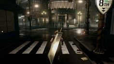 Final Fantasy 7 remake: trailers release date news and features