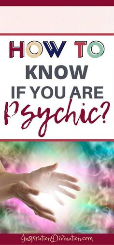 Psychic Abilities, Psychic Energies and Psychic Powers. How do you know if you've got Psychic Abilities? Spiritual Thoughts, Spiritual Enlightenment, Spiritual Guidance, Spiritual Wisdom, Spiritual Awakening, Spiritual Growth, Psychic Empath, Intuitive Empath, Psychic Development
