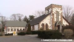 St. Mary's Episcopal Church, Lake Ronkonkoma, NY