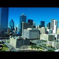 "Beautiful day! @lyndsinicole's photo: ""#dallas #omni"""