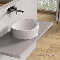 Solidcliff www.ideavit.com #solidcliff#markuskurkowski#bathroom #bath #architecture #sanitary #minimal #minimalism #bathtub #tub #luxurybath #whitematt #solidsurface #minimaldesign #simplicity #bathroomdecor #simplebath #minimalbath #washbasin #minimalbathroom #archiproject #designer #homedecor #interiordesign #interiors #matte #ideavit #hoteldesign #boutiquehotels#luxuryhome