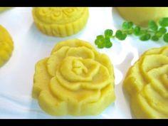 冰心綠豆糕 冰心月餅 綠豆餡製作 月餅餡料 綠豆凸餡料