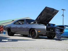 '70 Dodge Charger - known as Punishment