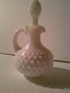 Vintage 1970's Avon Tiny Milk Glass by LMTDInteriorConsults, $9.58