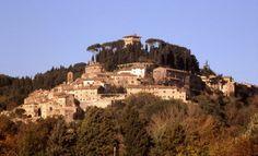 MI PARAISO ESCONDIDO: Cetona - Veduta- Provincia de Siena, Italia.