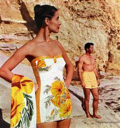 Catalina Swim Suits 1949