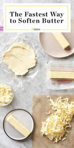 The Best Butter-Softening Method Cooking Tools, Cooking Recipes, Cooking Hacks, Cooking 101, Thanksgiving Baking, Christmas Baking, Christmas Cookies, Best Butter, Cuisine Diverse