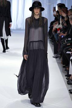 ann demeulemeester f/w 13.14 paris | visual optimism; fashion editorials, shows, campaigns & more!