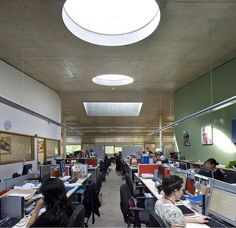 The office by Ambitious about Autism, via Flickr