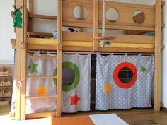 Etagenbett Verkleidung : Kinder etagenbett für mit lagerung etsy