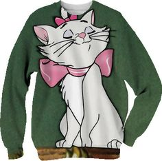 #MariefromAristocats #SexySweater #AristocatSweater