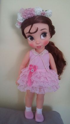 Dress / Disney Animator Doll Belle