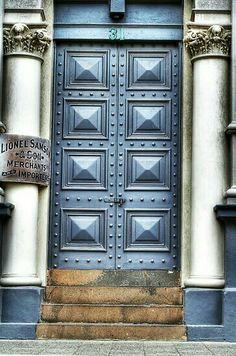 \u0027Old Fremantle Door\u0027 by Ben Reynolds & DSC_0102 | Saxony anhalt Doors and Gates