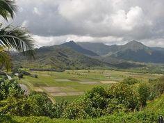Hanalei Valley Lookout   Kauai.com