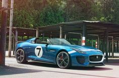 """Jaguar has named this as Project 7 because the F type has so far won 7 Le Mans Championships. The credit largely can be given to the mind behind the car's design and technology, Ian Callum. Expressing himself on the Project 7, he said that """"Project 7 has the kind of racing-inspired form that designers dream about."""
