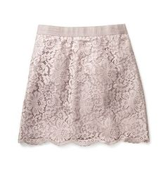 lace skirt by Julie Dam