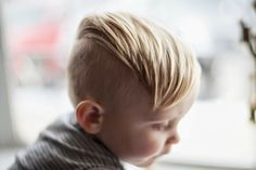 Trendy Hair Cuts For Boys Undercut Ideas Cute Toddler Boy Haircuts, Little Boy Haircuts, Girl Haircuts, Boys Hairstyles Trendy, Cool Hairstyles, Baby Haircut, Short Haircut, Communion Hairstyles, Undercut Hairstyles