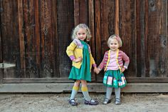 Outfit ideas for kids photos - Bright colors - Mini Boden