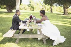Bayvue Estate | Gloucester, Virginia Wedding | Burgundy, white, and navy wedding inspiration