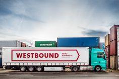 Heinz Schauperl Logistics - Branding on Behance
