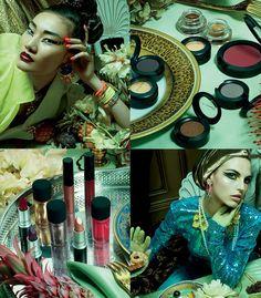 Maquiagem MAC:         Conheça a coleção Indulge Collection.