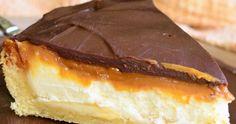 Twix und Käsekuchen in de Form von einer Torte! Wir sind echte Fans von herrlich cremigen und frischen Käsekuchen. Twix finden wir auch extrem...