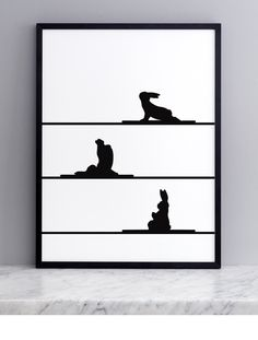 Yoga rabbit - screen prints - Pesquisa Google