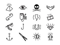 Fun to draw icons by patrick stolk-ramaker