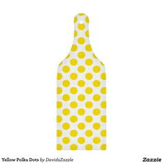 Yellow Polka Dots Serving Paddle Available on many products! Hit the 'available on' tab near the product description to see them all! Thanks for looking!  @zazzle #art #polka #dots #shop #home #decor #kitchen #dining #apartment #decorate #accessory #accessories #fashion #style #women #men #shopping #buy #sale #gift #idea #fun #sweet #cool #neat #modern #chic #black #blue #orange #green #purple #yellow #red #white