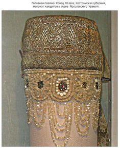 Старинные женские шапочки с выкройкой и описанием. Комментарии : LiveInternet - Российский Сервис Онлайн-Дневников