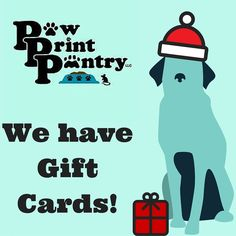The perfect gift for the pet lover in your life! #PawPrintPantry #NianticCT #EastLymeCT #PetCare