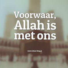 Voorwaar, Allah is met ons - www.islam-blog.nl