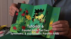 Tutorial 6 - Parallel-folds Part 2 Symmetric & Asymmetric