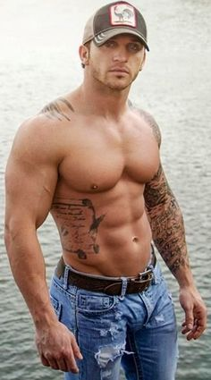 Gary Taylor, delicious, macho, sexy, handsome. want one this fo me...