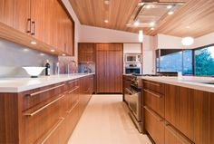 zebra wood veneer kitchen cabinets | Cabinet from Medium Density Overlay Panels on Zebrano Wood Veneer ...