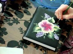 Donna Dewberry Free Patterns | One Stroke Painting Project with Donna Dewberry - Decorative