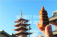 I'm a big glutton when it comes to street food and finger food and Japan is a paradise for them. Below are some very common and oh-so-delicious Japanese street foods that you bound to come across. …