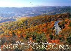 USA - North Carolina - Blue Ridge Parkway-One of the most Beautiful places you'll ever see Blue Ridge Parkway, Blue Ridge Mountains, Bryce Canyon Utah, Maggie Valley, Lake Mead, North Carolina Mountains, Valley Of Fire, Us Road Trip, Us National Parks