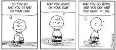 Peanuts with The Smiths' lyrics - Album on Imgur