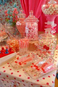 Hello Kitty Birthday Party Ideas | Photo 10 of 70 | Catch My Party