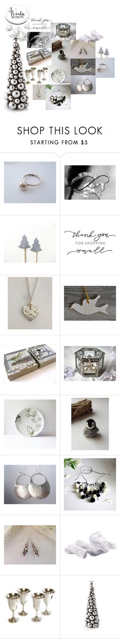 """""""Thank You for Shopping Small"""" by inspiredbyten ❤ liked on Polyvore featuring Wallace"""
