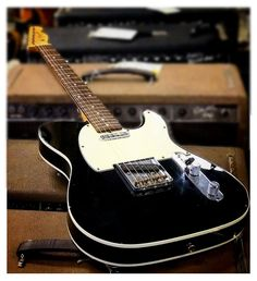Fender Custom Telecaster - unknown age