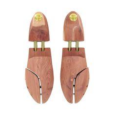Embauchoirs en Bois de Pin pour Chaussures en Cuir et