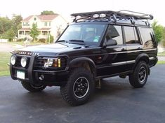 discovery 1 bumper - Pesquisa Google Discovery Zone, Discovery Channel, Land Rover Discovery 2016, Adventure 4x4, Rich Cars, 4x4 Off Road, Car Goals, Roof Rack, Custom Trucks